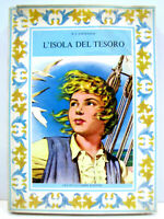 """R. L. Stevenson """"L'isola del Tesoro"""" 1a edizione 1953 Fabbri editore"""