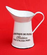 Wasserkanne Mini Krug 51226 Emailliert 11 Cm Kanne Milchkanne Emaille Wasserkrug
