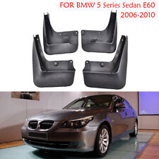 OEM Set Splash Guards Mud Guards Mud Flaps FOR BMW 5 Series Sedan E60 2006-2010