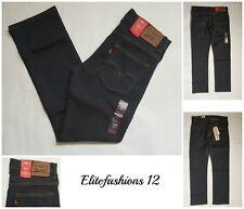 Levi's Boys 511™ Slim Fit Jeans,Rinse Stretch Size 16R / Waist 28 x Inseam 28