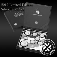 2017 US Mint Limited Edition Silver Proof Set (17RC)