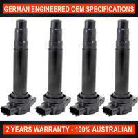 4 x Ignition Coil for Nissan Pulsar N16 Tino V10 1.6L 1.8L QG16DE QG18DE