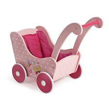 Bayer Chic 2000 Holz-Puppenwagen PAPILIO pink NEU