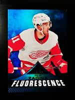 Filip Zadina - /50 - 2019-20 Upper Deck Series 2 Blue Fluorescence