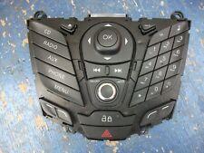 FORD FIESTA MK7.5 RADIO STEREO CONTROL PANEL 13 TO 16 / AV1T18KB11 DC