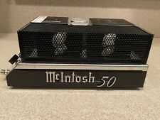 Vintage McIntosh MC50 Monoblock Amplifier NICE!