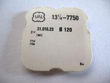 VALJOUX 7750,7751,7754,7756,7760,7765 1 X STEM 1.20 THREAD ORIGINAL PRODUCT