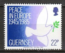 Guernsey - 1985 40 years peace - Mi. 319 MNH