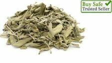 1/2 lb Bulk Loose California White Sage Smudge Leaves & Cluster 227 gm ميرمية
