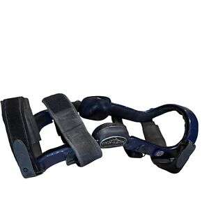 DonJoy Defiance Knee Brace FourcePoint Hinge Sz Small ACL MCL LCL Blue