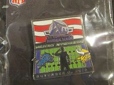 Minnesota Vikings VS Detroit Lions Game Day Pin November 6, 2016