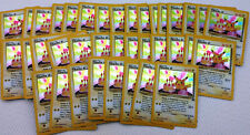 ONE (1X) Pokemon Black Star Promo BIRTHDAY PIKACHU #24// I T A L I A N language