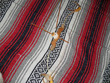 Kids Carved EAGLE Tribal Bow and 3 Arrows Hunting Archery