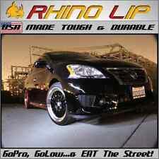 FIT ALL NISMO's Nissan Supermini Micra Bolero CUSTOM Front Bumper Lip Splitter *
