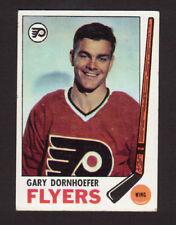 Gary Dornhoefer Philadelphia Flyers 1969-70 Topps Hockey Card #94 EX/MT- NM