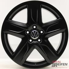 4 VW Golf 5 1 K V 6 5 (VI) Cerchi in Lega da 18 Pollici 7x18 ET38 Originale Audi