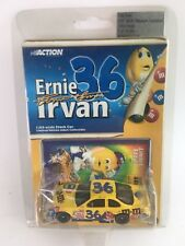 Action Ernie Irvan #36 M&Ms 1998 Pontiac Detailed Die-Cast 1/64 RCCA NEW