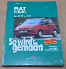 FIAT Punto 1,1 1,2 1,4 1,6 1,7 93 - 99 Benziner Diesel Reparaturanleitung SWG 92