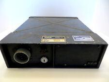 Vintage Rca Radio Transmitter Series 700 Uhf Mobile Trunk Mount Receiver Modems