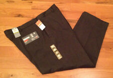 NWT $60 Dockers Relaxed Fit D4 Comfort Khaki GRAY Pants FLAT Front Mens 36 x 29