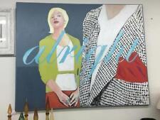 Original Abstract Art Figures