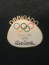 Rio Olympics 2016, Sought after Thank You Pin