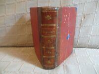 petit dictionnaire français Napoléon Landais 1846 lettrines