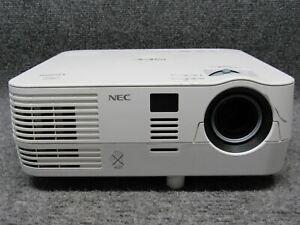 NEC NP-VE281X XGA Conference Room Desktop DLP Multimedia Projector HDMI *Tested*