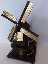 Windmill Transistor AM Radio Vintage Made in Japan Wood