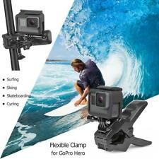 Portable Jaws Flexible Clamp Camera Clamp Mount for GoPro Hero 1 2 3 3+ 4 Camera