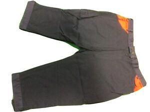 """Craghoppers Breeches, Navy With Red Pockets, 38"""" Waist, Climbing, Trekking,used."""