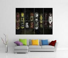 GAME OF THRONES HOUSE BANNER BADGES GIANT WALL ART PHOTO PICTURE PRINT POSTER