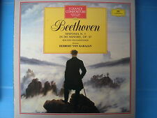 LP BEETHOVEN VON KARAJAN SINFONIA N° 5 IN DO MINORE OP 67 BERLINER