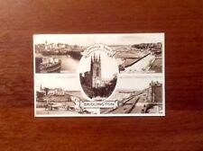 Vintage 1960's Postcard - Bridlington