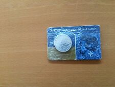 Nederland coincard  5 euro Koninkrijksmunt