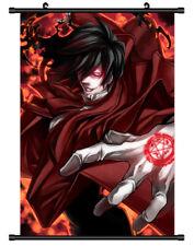 4746 Alucard Hellsing Decor Poster Wall Scroll cosplay