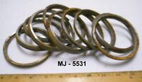 Lot of 10 - Bevel Pinion Spacers Rings for 5 T Cargo Truck - P/N: 8758209 (NOS)