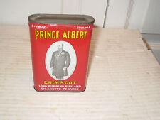 Prince Albert Crimp Cut Tobacco Tin - Beautiful Condition
