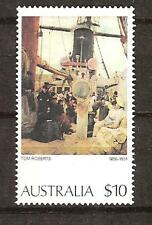 """Australia # 579 Mnh Painting """"Immigrants Coming South"""""""