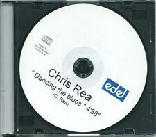 CHRIS REA Dancing The Blues CD DUTCH PROMO ACETATE CD SINGLE