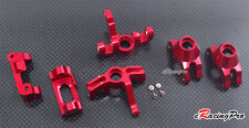 Alloy Front + Rear Knuckle Arm + C-Hub for HPI Mini Savage XS Flux
