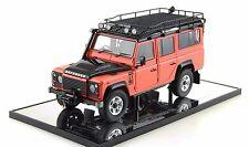 1:18 Land Rover Defender D110 One Ten Century Dragon Adventure-Orange RHD Custom