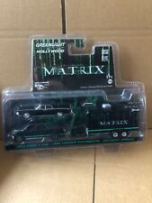 Greenlight Hollywood Diecast The Matrix 2015 Ford F150,1995 Lincoln Continentsl