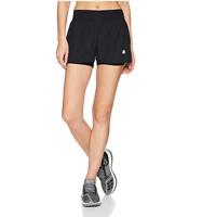 ASICS Women's Cool 2-N-1 Shorts, Performance Black, X-Large