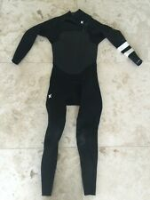 New listing Steamer Hurley Advantage Adult size Small 4/3 mm thick chest zip BROKEN ZIPPER