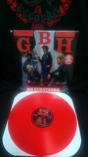 Charged G.B.H. No Survivors LP Live 1982 Generals City Baby Necrophilia Sick Boy