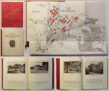 Original Prospekt Broschüre Schwefel- Schlamm- und Solbad Bad Nenndorf um 1900