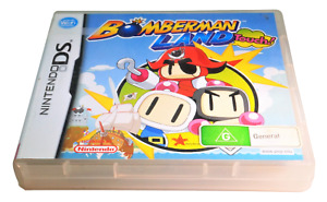 Bomberman Land Touch! DS 2DS 3DS Game *Complete*