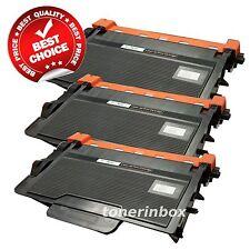 3 PK TN850 TN-850 Toner Cartridge For Brother DCP-L5500DN HL-L5000D MFC-L5700DW
