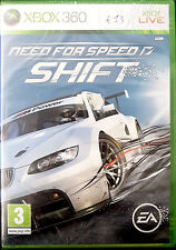 NEED FOR SPEED SHIFT Microsoft Xbox 360 2009 -PAL-